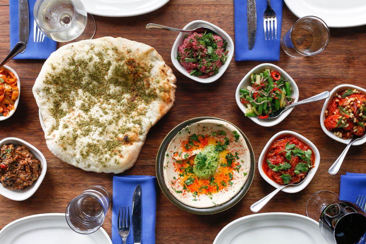 """Restaurante de cocina israelí gana el""""Oscar"""" de la cocina"""