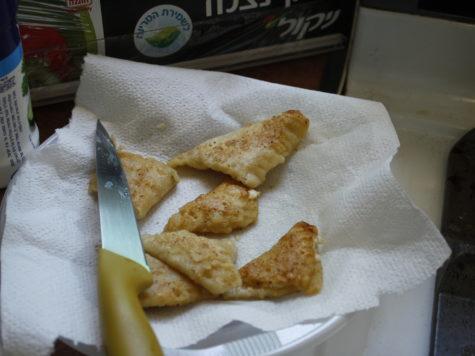 Kreplaj de queso brie