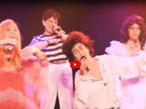 """Una recorrida """"a capella"""" por la historia de Eurovisión"""