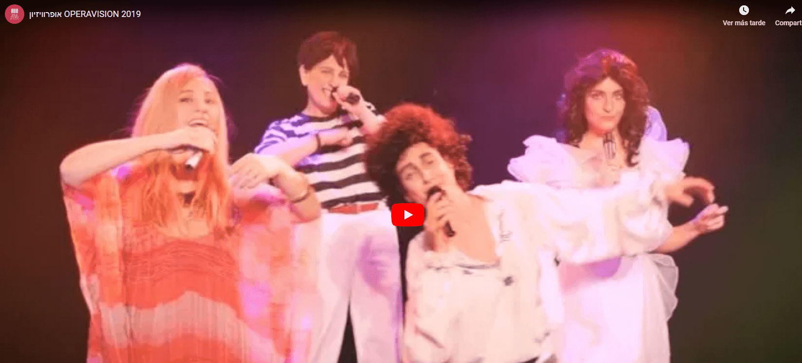 """Una recorrida""""a capella"""" por la historia de Eurovisión"""