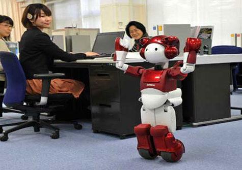 ¿Cuándo dominarán los robots al mundo?