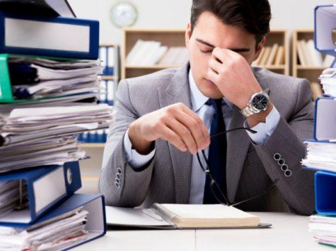 Trabajar mucho hace mal a la salud 1