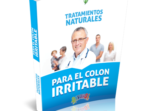Libro gratis: Tratamiento natural del colon irritable