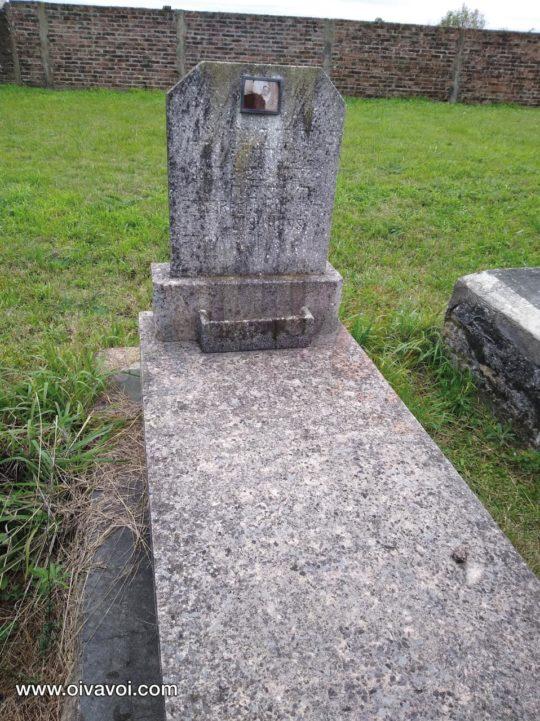 Historias de un cementerio único en el mundo 1