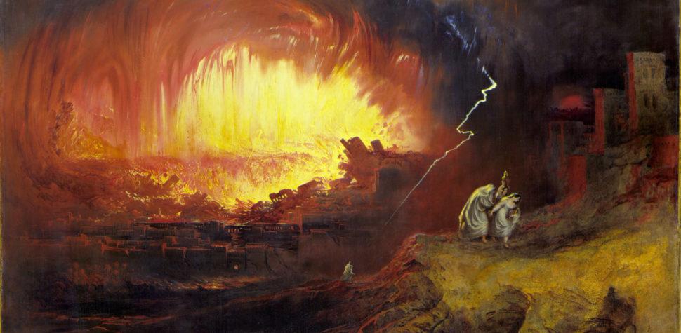 Un equipo de científicos habría descubierto evidencias de Sodoma y su destrucción