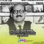 6 de Septiembre: Jules Engel