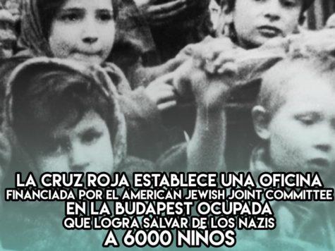 7 de Septiembre: La oficina que salvó de los nazis a 6000 niños judíos
