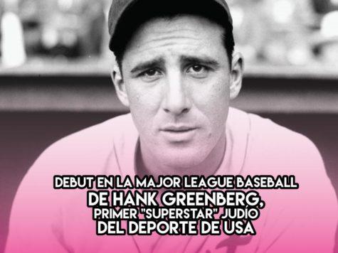 14 de Septiembre: Hank Greenberg