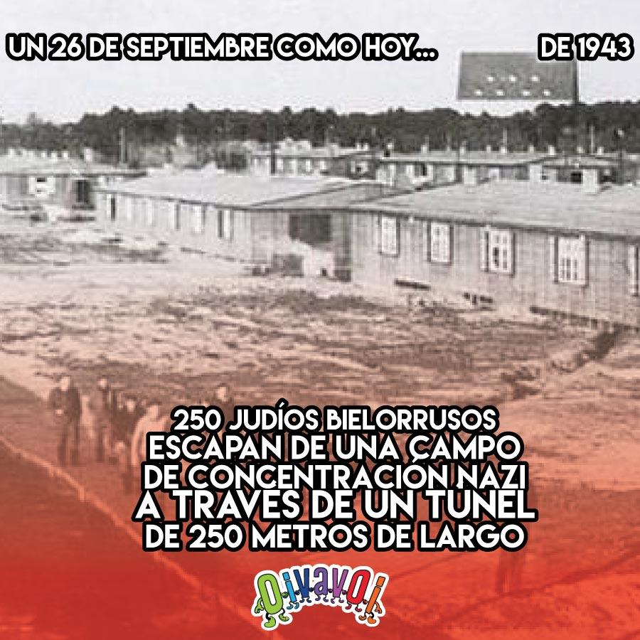 26 de Septiembre: Escape en Novogrudok