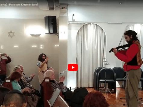 David Melej Israel, Hava Naguila, Happy Nigun - Partysani Klezmer Band