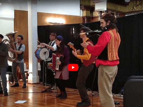 Hora Bulgar - Partysani Klezmer Band