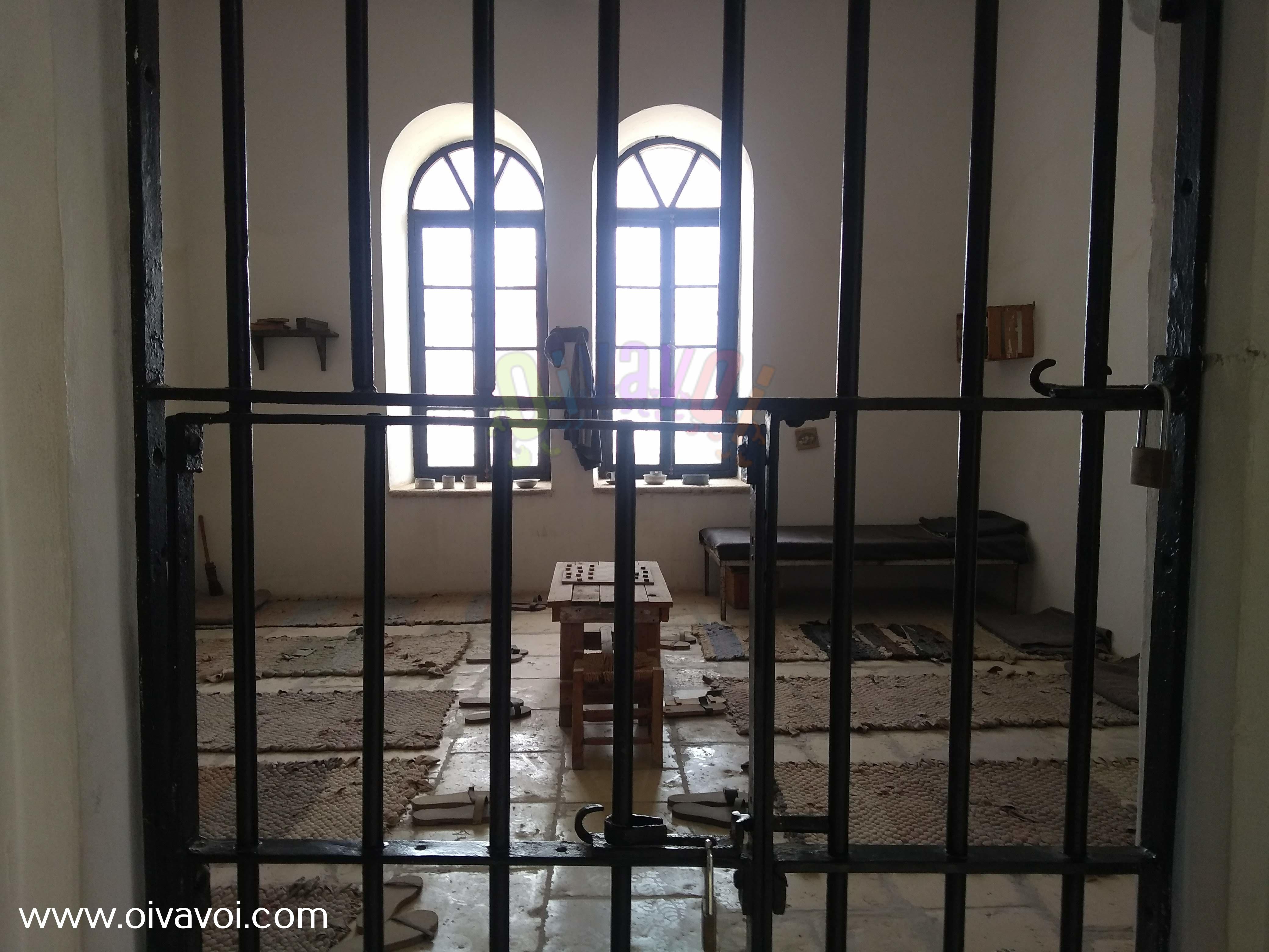 """El """"Museo de los Prisioneros de la Resistencia"""" de Jerusalem 1"""