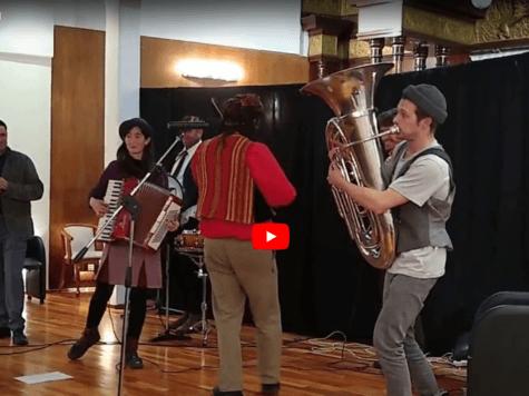 Mashiaj - Partysani Klezmer Band