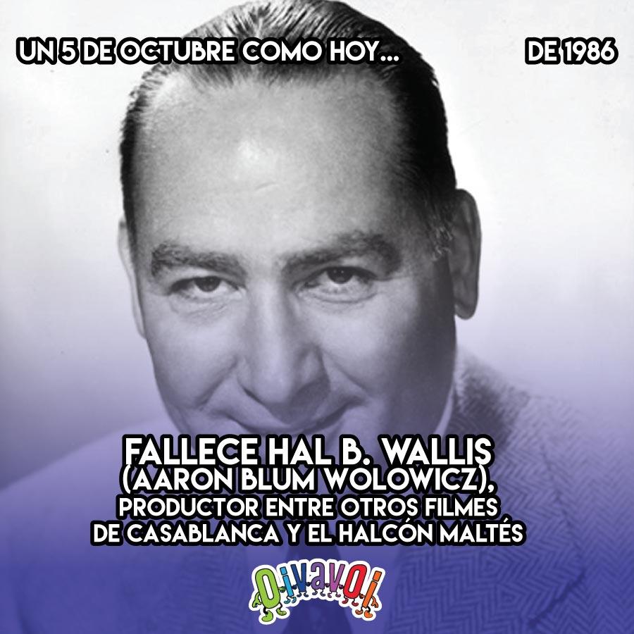 5 de Octubre: Hal Willis