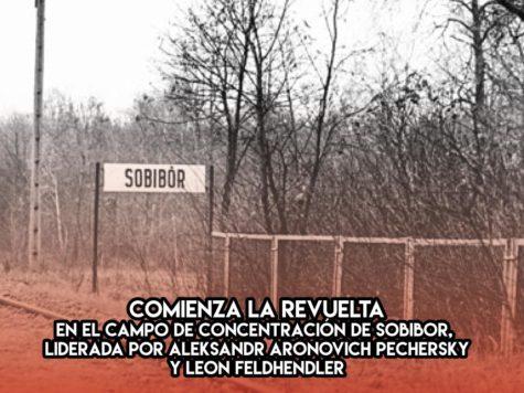 14 de Octubre: Escape de Sobibor