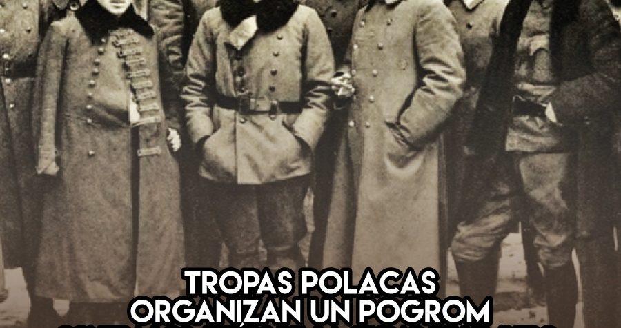 Pogrom de Lemberg: 21 de Noviembre
