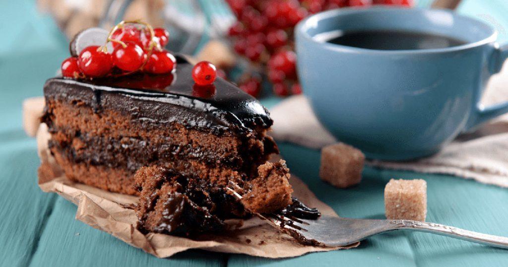Pastel de chocolate para adelgazar