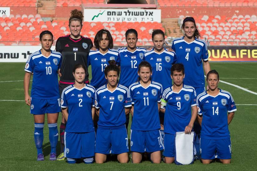Israel: Fútbol femenino 1 - Machismo 0