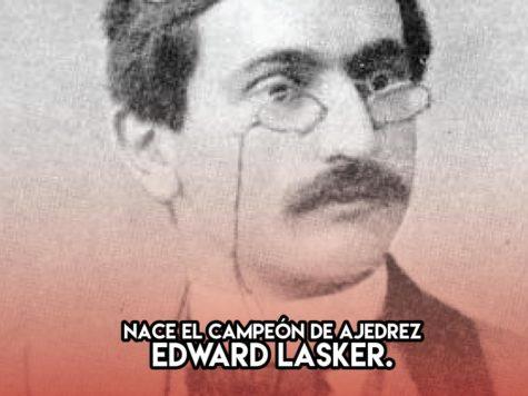Edward Lasker: 3 de Diciembre