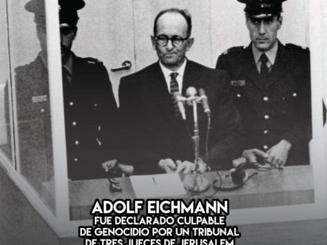 Adolf Eichmann: 11 de Diciembre