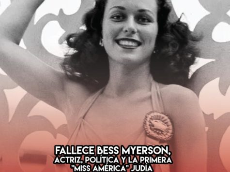 Bess Myerson: 14 de Diciembre