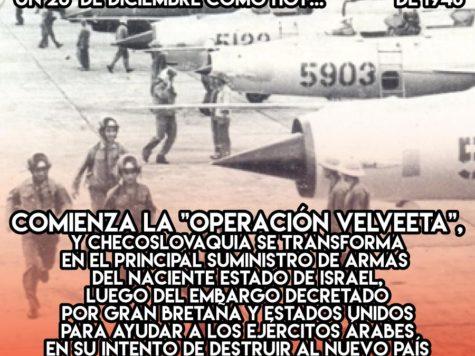 Operación Velvetta: 26 de Diciembre