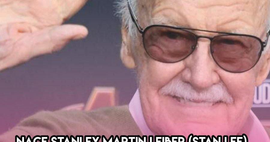 Stan Lee: 28 de Diciembre