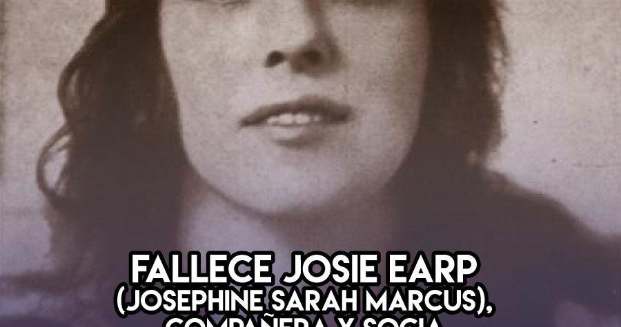 Josie Earp: 31 de Diciembre