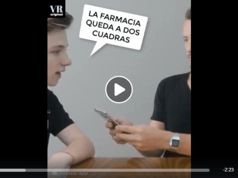 ¡Hablalo! Una app para personas con dificultades para comunicarse