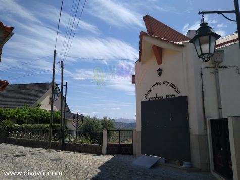 Guía de viaje por las judiarias de Portugal