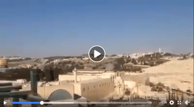 Shma Israel en Jerusalem