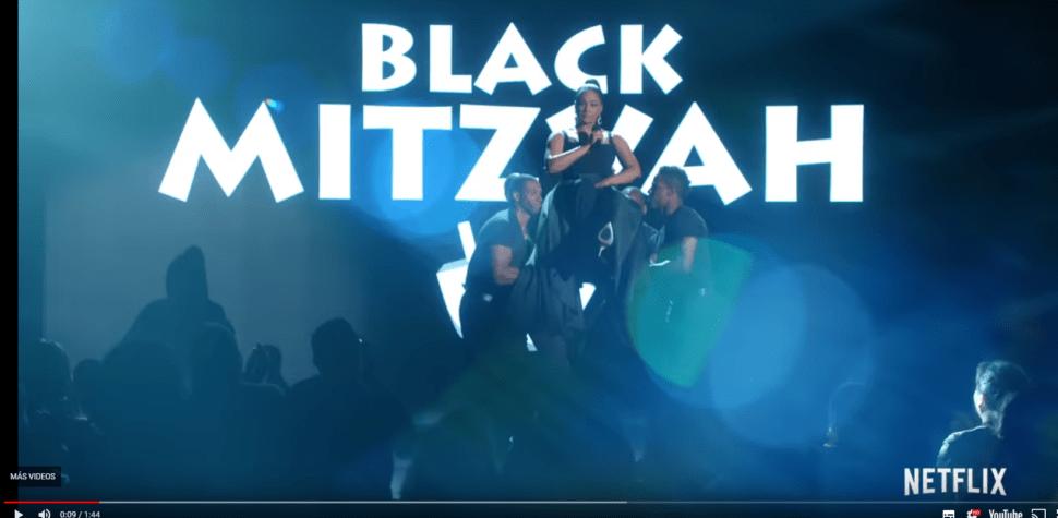 """""""Black Mitzvah"""", por Netflix el 3 de diciembre"""