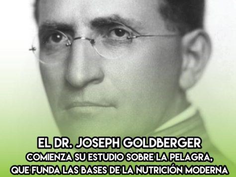 Joseph Goldberger: 4 de Febrero