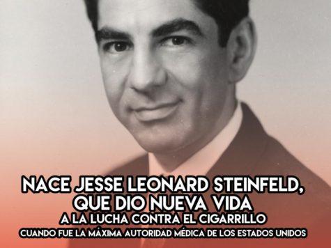Jesse Leonard Steinfeld: 6 de Enero