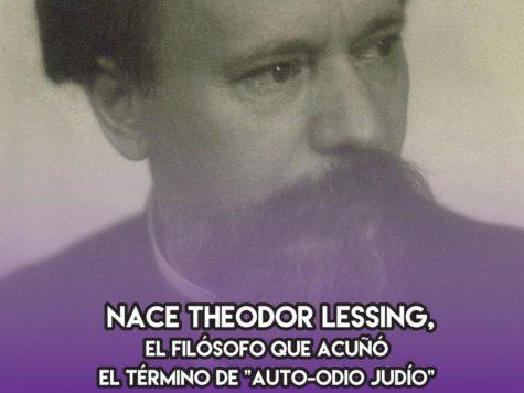 Theodor Lessing: 8 de Febrero