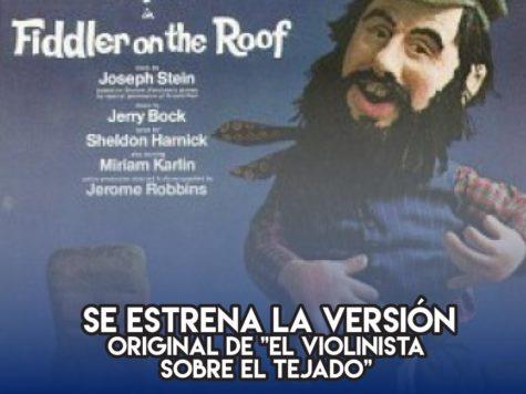 El violinista sobre el tejado: 16 de Febrero