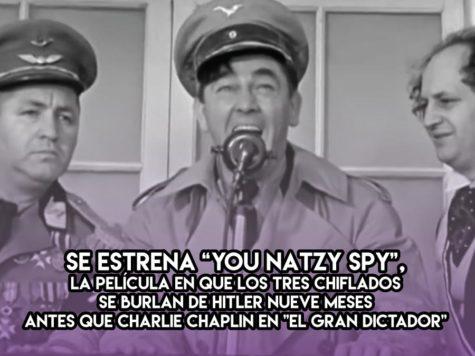 """""""You Natzy Spy"""": 19 de Enero"""