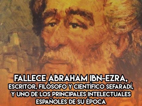Abraham Ibn-Ezra: 22 de Enero