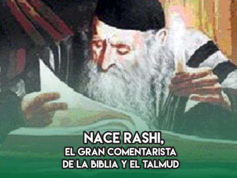 Rashi: 22 de Febrero