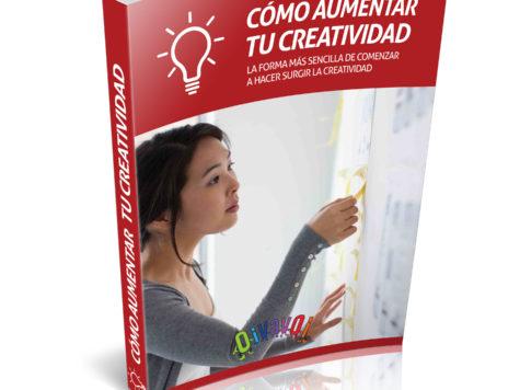 Libro gratis: Cómo aumentar tu Creatividad