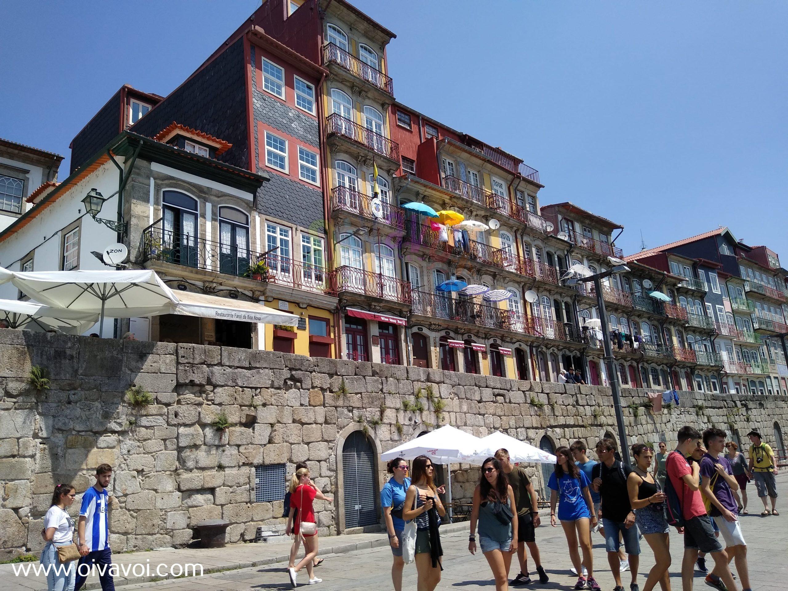 Restaurantes en Oporto