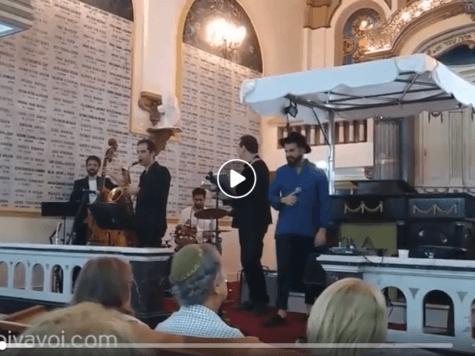 Música jasídica: 'Tú eres mi Dios y a ti te agradezco'