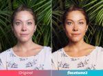 FaceTune, para que tus fotos y videos parezcan profesionales