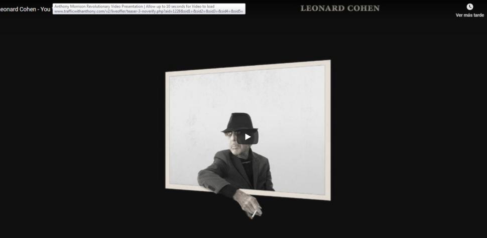 Las 5 mejores canciones judías de Leonard Cohen