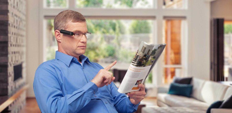 """MyEye 2, el dispositivo que hace """"ver"""" a los ciegos"""