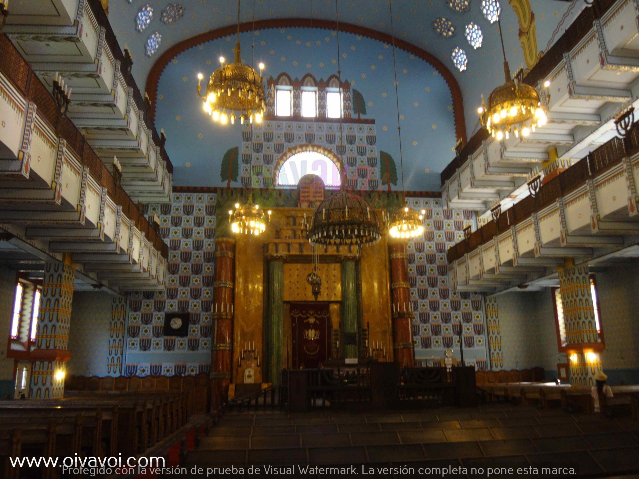 Sinagoga ortodoxa de Budapest