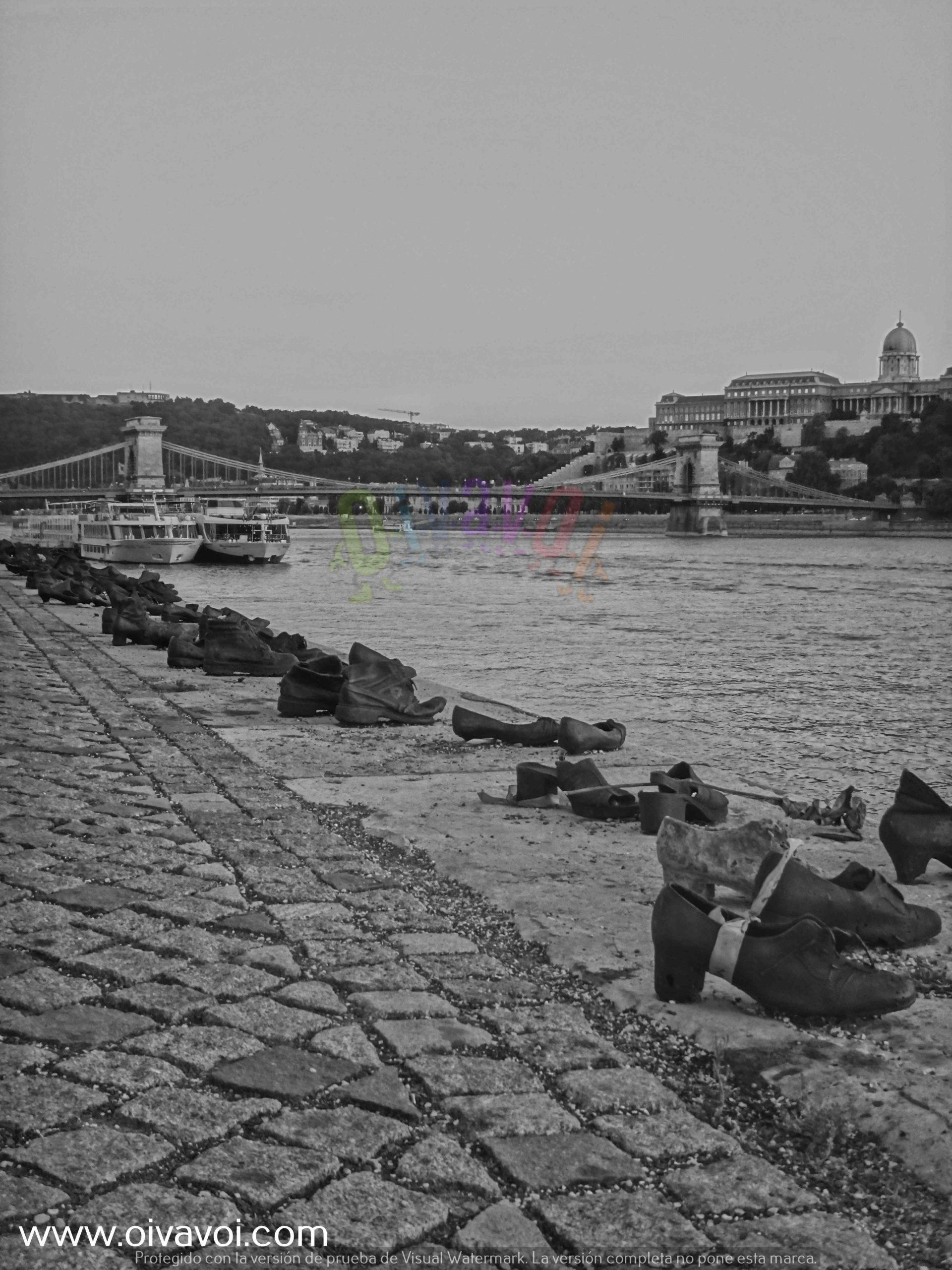 Memorial del Holocausto de Budapest