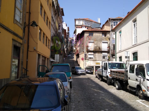 Judiaria de Baixo de Oporto