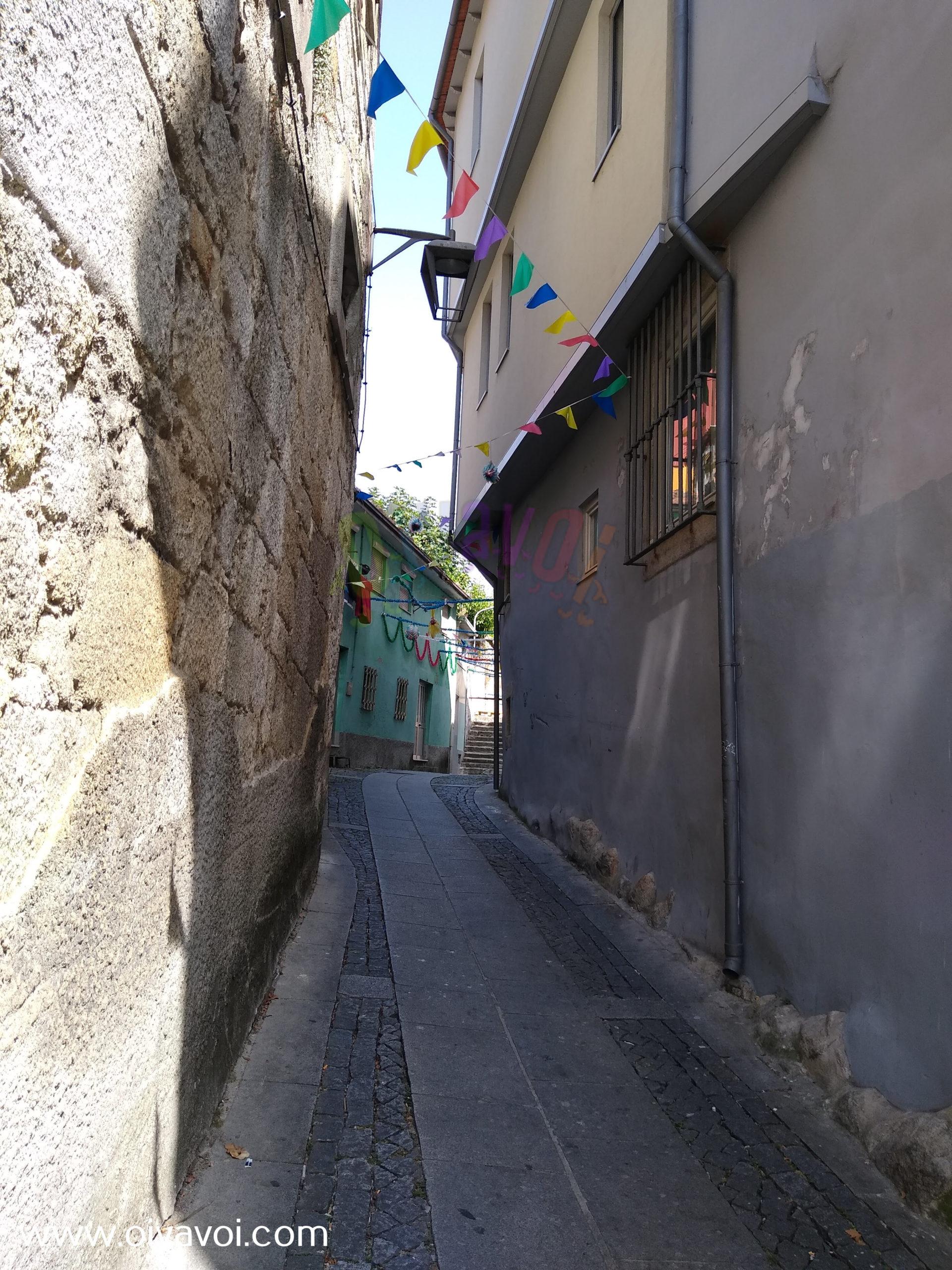 Rua da Vitoria de Oporto