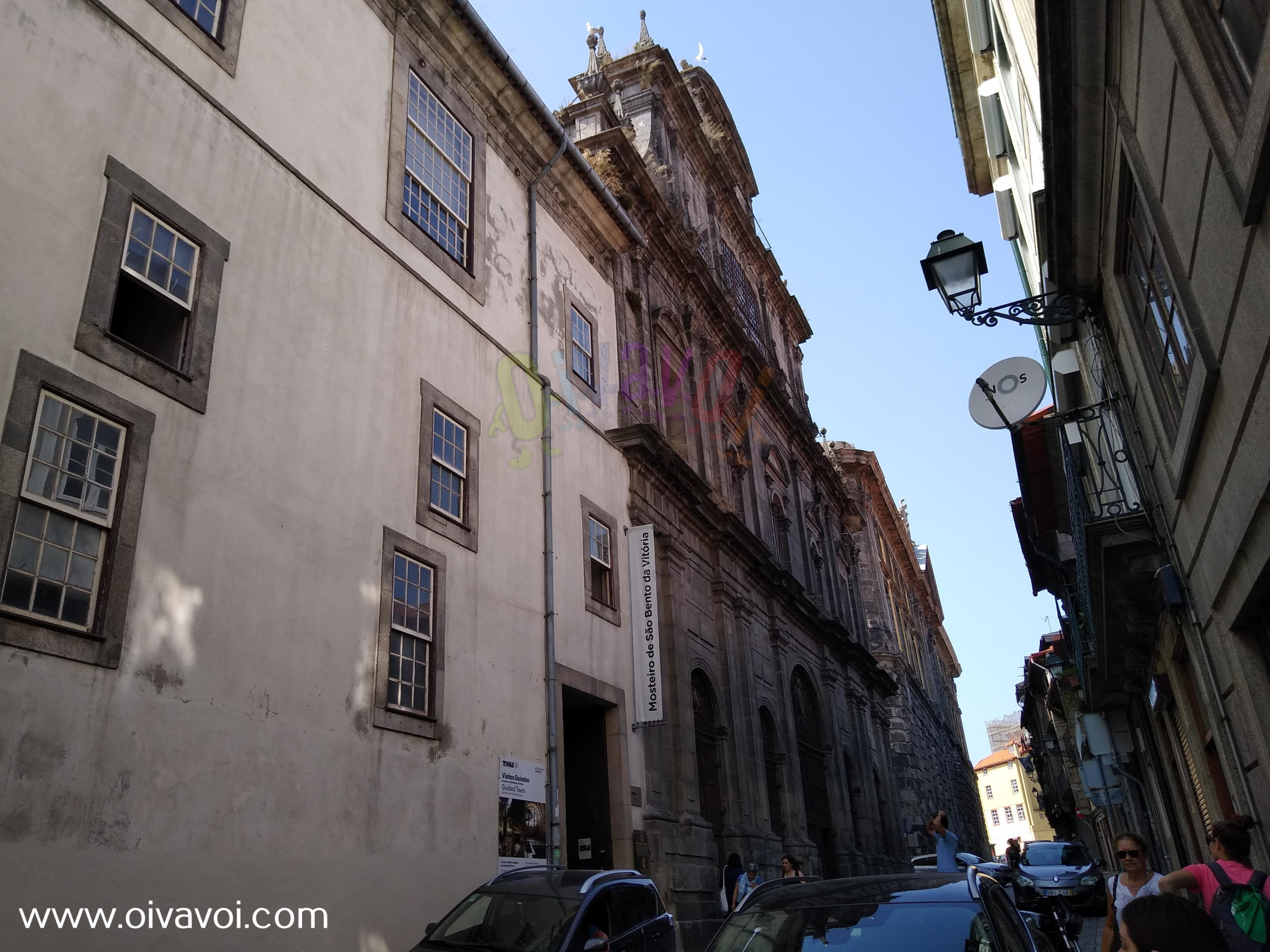 Monasterio de Sao Bento de Oporto